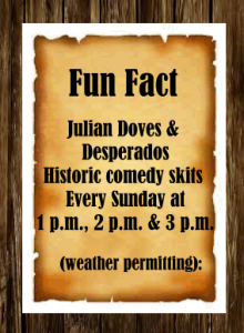 fun fact-cottages-julian